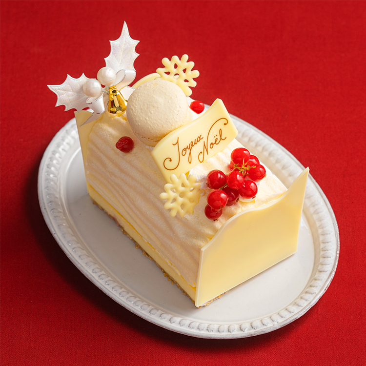 【クリスマス限定】ブッシュ・ド・フロマージュ