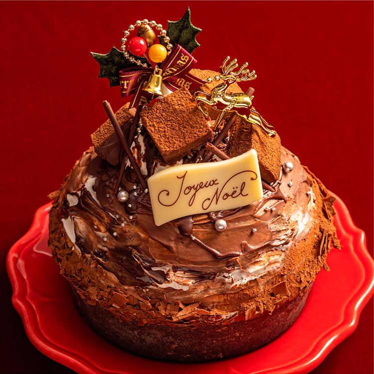 【クリスマス限定】タルト・ショコラ